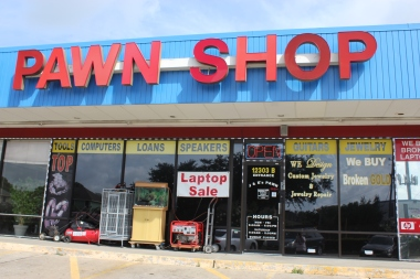 About J and E Pawn Shop in Houston Texas